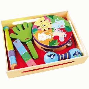Glasbene igrače primerne za otroka