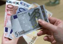 Romunka pomotoma vrgla stran 40.000 evro