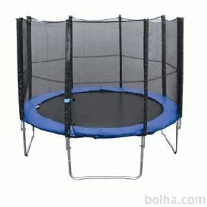 Zaščitna mreža za trampolin